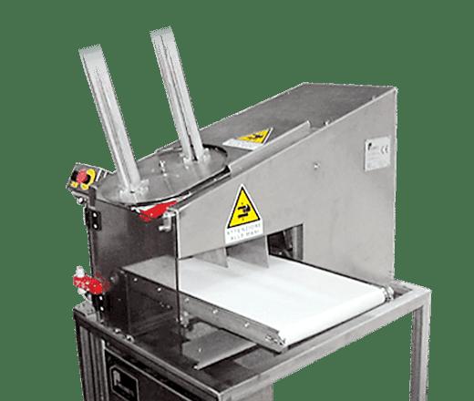 Оборудование для тёрки сыра