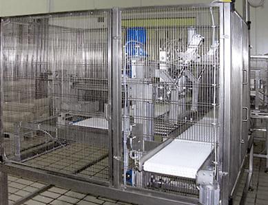 Автоматическая сырорезка для кубиков модель CB03