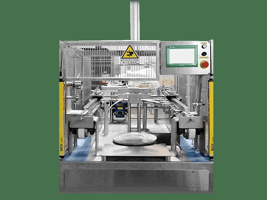 Компактная машина для разрезания на диски модель DSG02