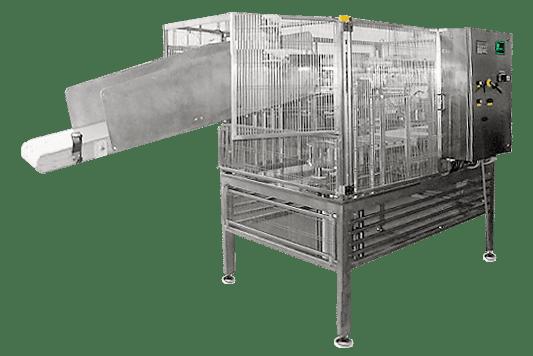 Автоматическая сырорезка со штампом на заданное количество порций модель PSA02