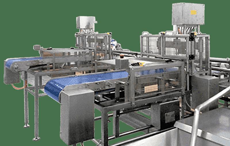 Автоматическая сырорезка для порций горгонзолы модель PSG01