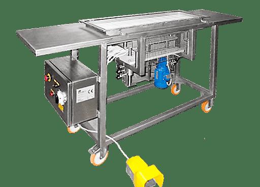 Полуавтоматическая машина для наслаивания модель SGM01