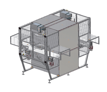 Автоматическая машина для пирсинга модель FZ02A