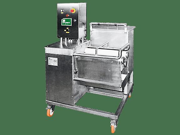 Простая машина для посола горгонзолы модель SG01